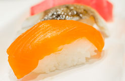 Sushi. Set for one people Royalty Free Stock Images