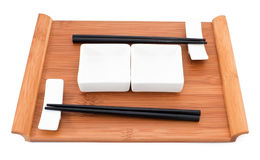 Sushi set for two person Royalty Free Stock Photo