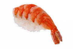 Sushi with shrimp Royalty Free Stock Photos