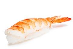 Sushi shrimp and rice Royalty Free Stock Image