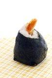 Sushi, shrimp tempura. Stock Image