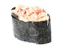 Sushi spice kani Royalty Free Stock Photo