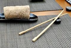 Sushi sticks Royalty Free Stock Photos