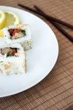 Sushi style... Royalty Free Stock Photography