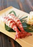 Sushi on table Royalty Free Stock Image