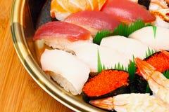 Sushi take away Royalty Free Stock Photo