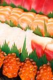 Sushi take away Royalty Free Stock Image