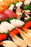 Sushi take away Stock Photography