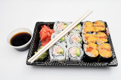 Sushi Take Out Stock Photos