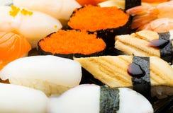 Sushi take out Stock Image