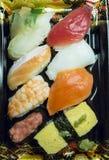 Sushi takeaway Stock Photos