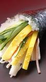 Sushi Temaki Kalifornien Lizenzfreie Stockfotos