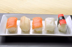Sushi time Royalty Free Stock Images