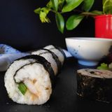 Sushi time stock images