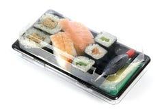 Sushi to go Stock Photos