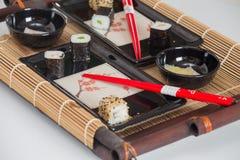 Sushi / traditional Japan food Stock Image
