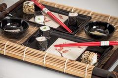 Sushi / traditional Japan food Royalty Free Stock Image