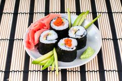 Sushi Royalty Free Stock Image