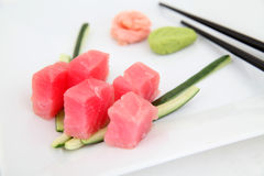 Sushi tuna Stock Images