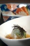Sushi in una ciotola Fotografia Stock Libera da Diritti