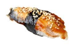 Sushi unagi Royalty Free Stock Photography