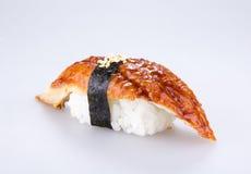 Sushi unagi Lizenzfreies Stockbild