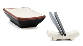 Sushi utensil Stock Photography