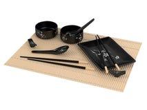 Sushi_utensil Stock Image