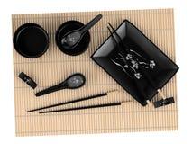 Sushi_utensil Stock Foto's