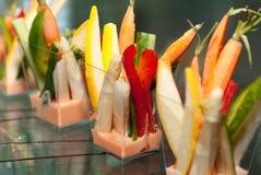 Sushi Vegetables Stock Photos