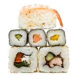 Sushi Wall Stock Photography