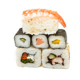 Sushi Wall Royalty Free Stock Images
