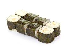 Sushi,  on white. Royalty Free Stock Photos