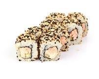 Sushi,  on white. Stock Images