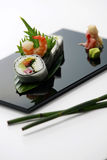 Sushibroodjes Royalty-vrije Stock Afbeelding