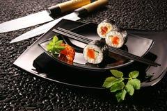 Sushifutomaki Arkivbild