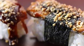 Sushihaut Stockfotos