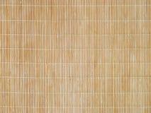 Sushimatte Lizenzfreies Stockbild