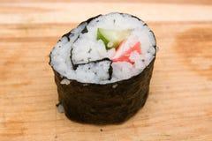 Sushirolle Stockfoto