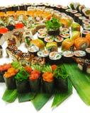 SushiSet Royaltyfria Foton