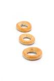 sushka печенья круглое Стоковое Изображение
