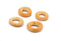 Sushka redondo de la galleta Imagen de archivo libre de regalías