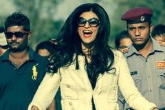 Sushmita Sen royalty free stock image