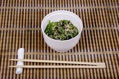 Sushy. Dish of the Japanese kitchen Royalty Free Stock Image