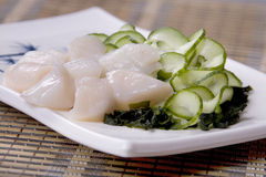 Sushy. Dish of the Japanese kitchen Royalty Free Stock Images