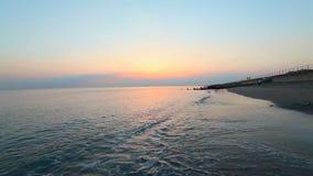 Susnet de las olas oceánicas metrajes