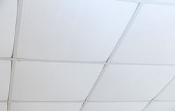 Suspended ceilings Royalty Free Stock Photos
