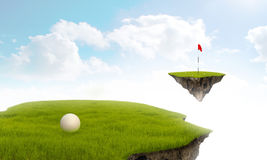 Suspended Golf Stock Photos