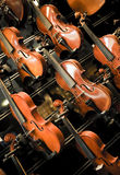 Violins Stock Photo
