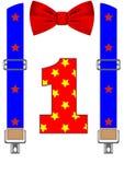 suspenders Royaltyfri Bild